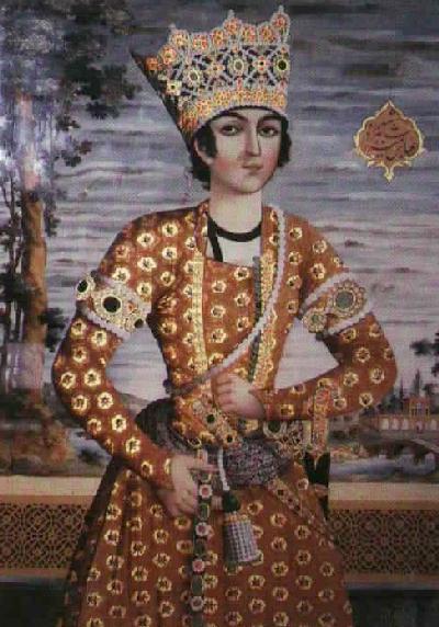 چاپ و عباس میرزا