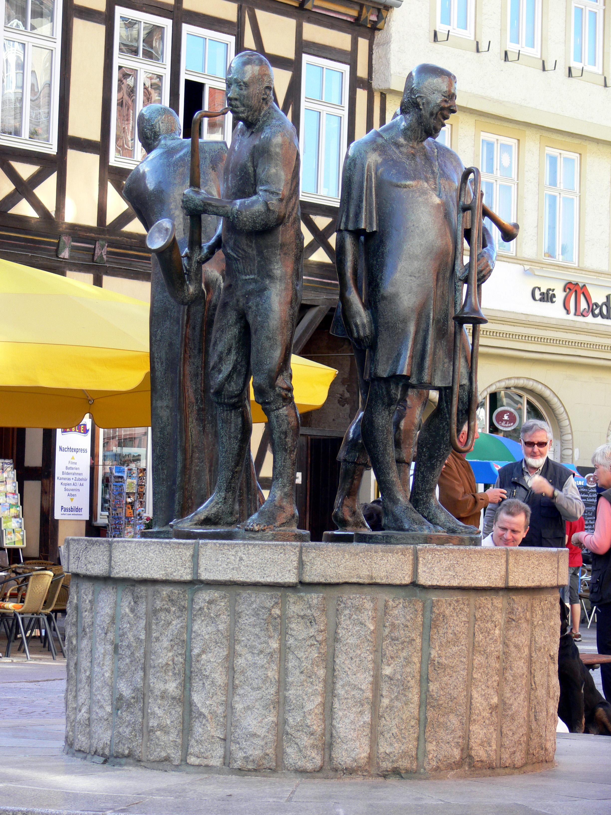 Filequedlinburg Münzenberger Musikanten 1jpg Wikimedia Commons