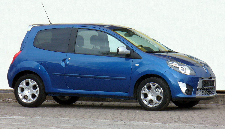 Fichier:Renault Twingo II Phase I GT Seite JPG — Wikipédia