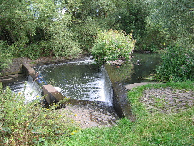 River Cole at Greet - geograph.org.uk - 308314