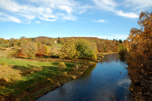 River Don near Alford
