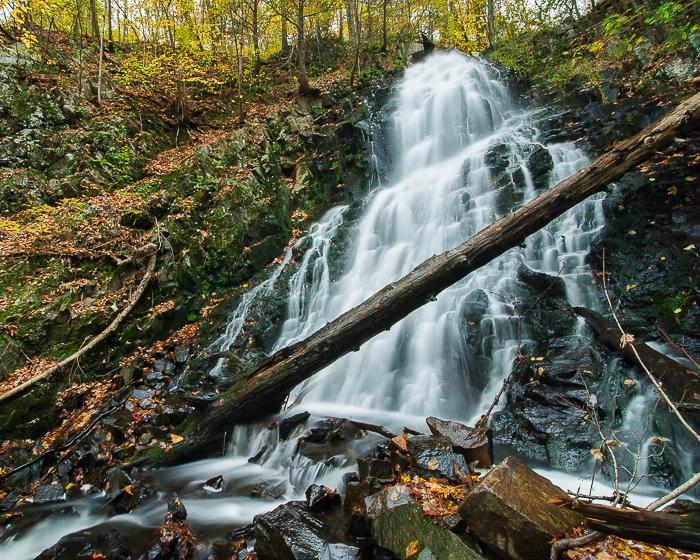 Roaring Brook Falls - Wikipedia