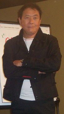 Photo of Robert Kiyosaki