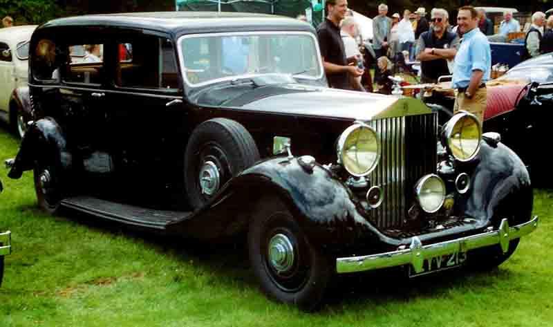 Rolls Royce Limo >> File Rolls Royce Limousine 2 Jpg Wikimedia Commons