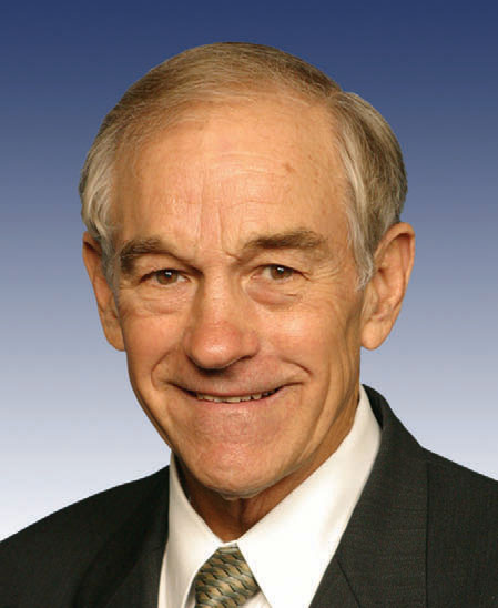 Ron Paul, official 109th Congress photo