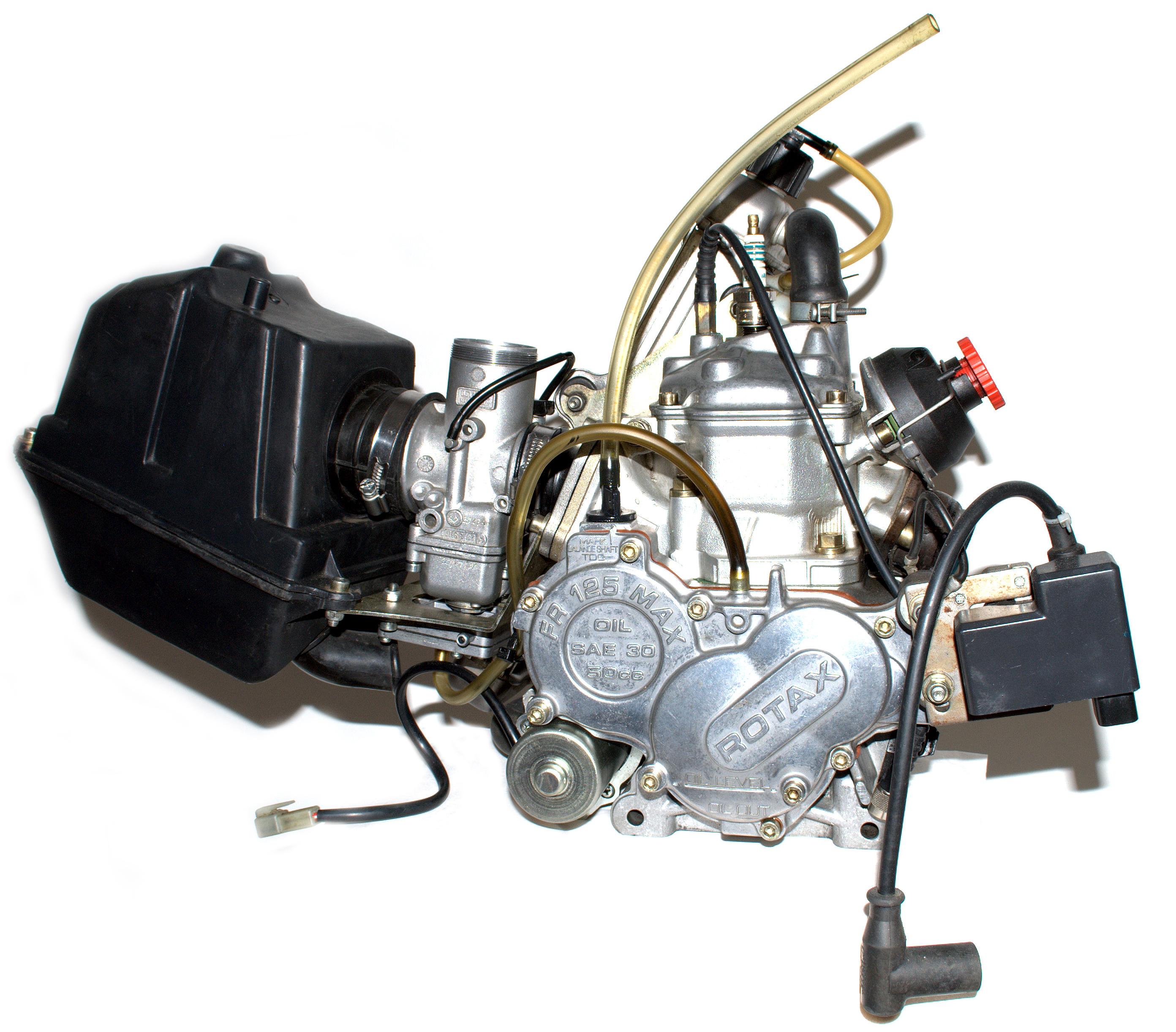 rotax horizontal engine 335 cc