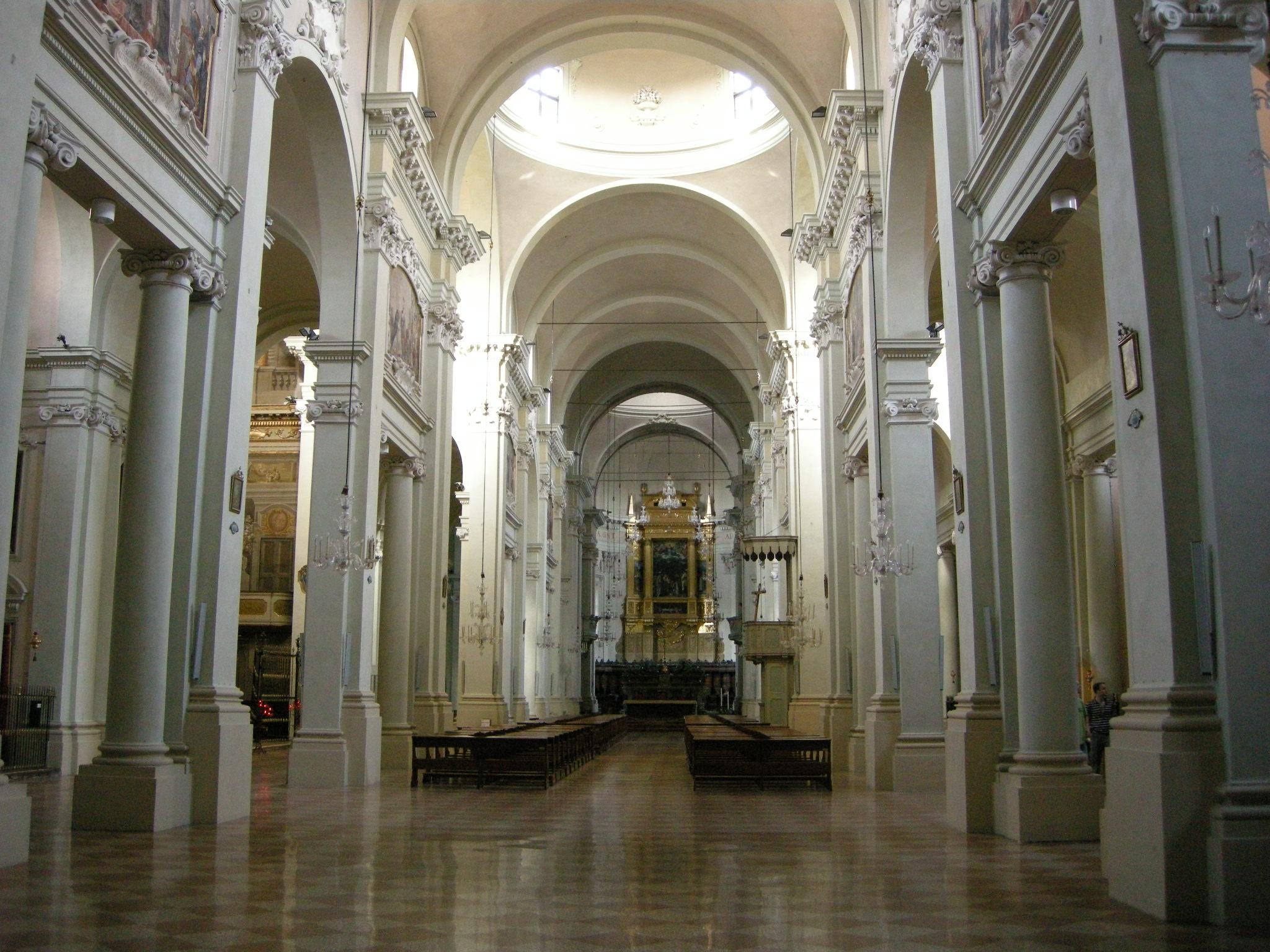 File San Domenico Bologna Interno Jpg Wikimedia Commons
