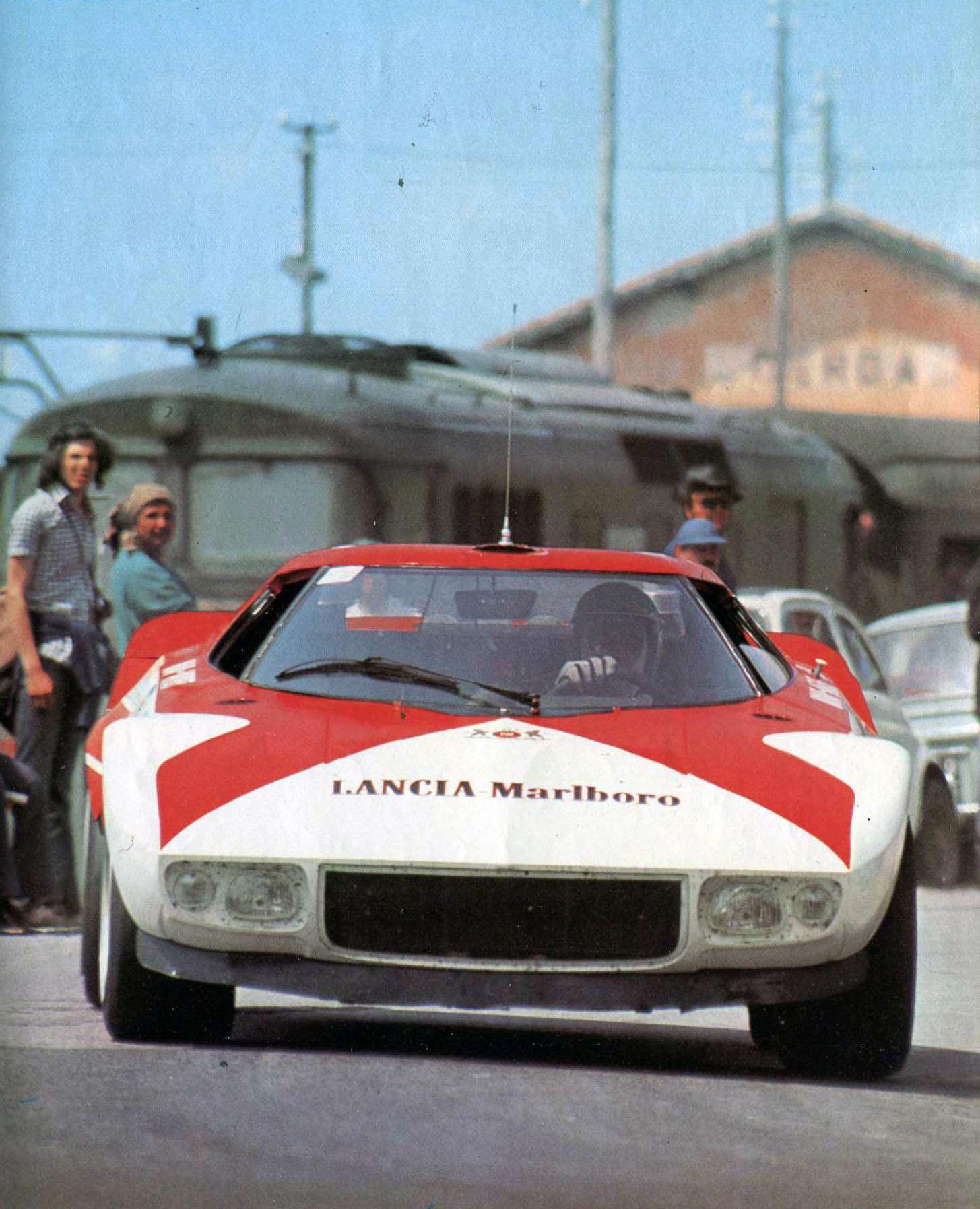 File:Sandro Munari - Lancia Stratos Marlboro Prototype (1973 Targa ...