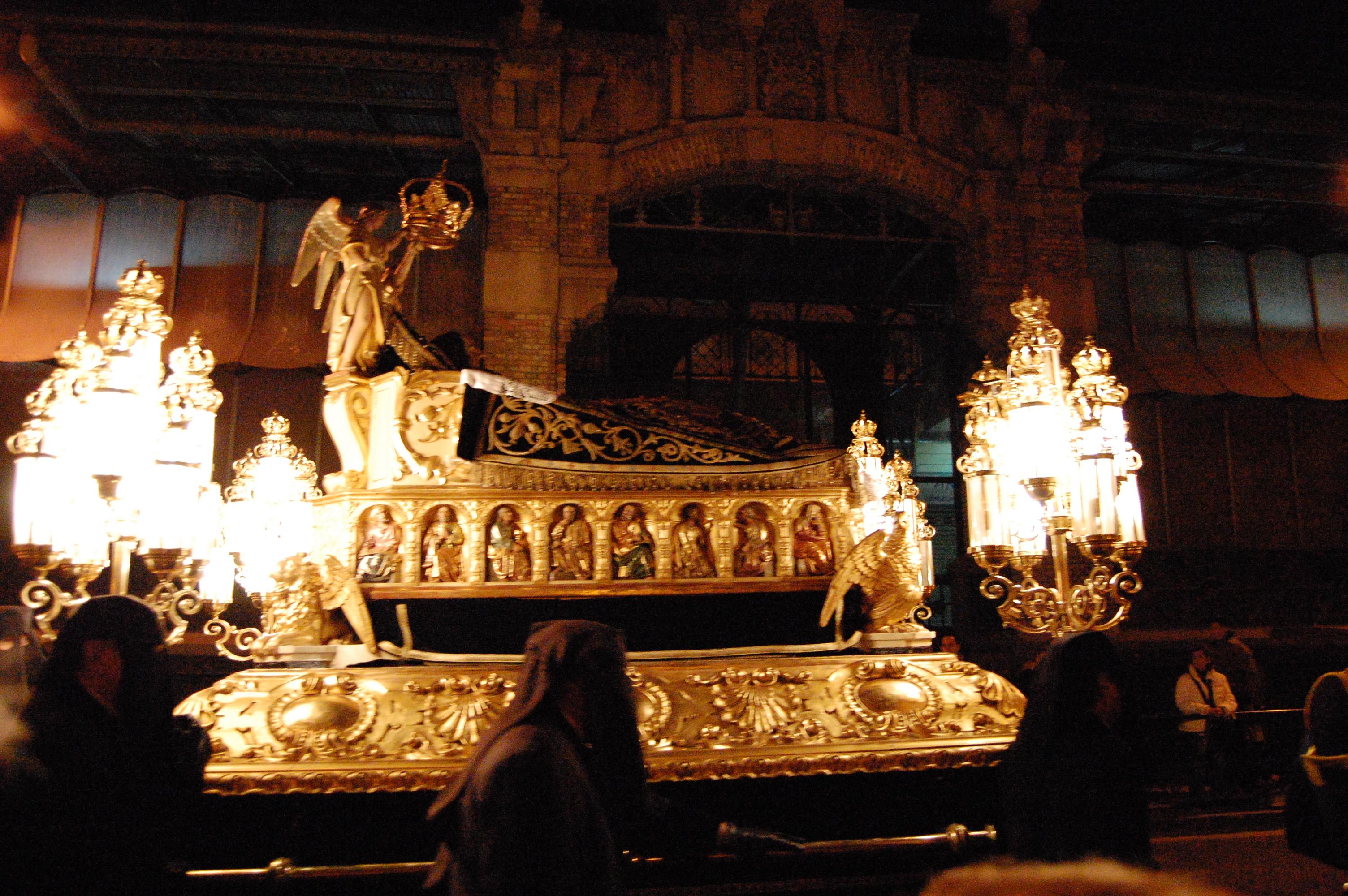 Archivo sant simo cristo de la cama siglo xvii semana for Cama wikipedia