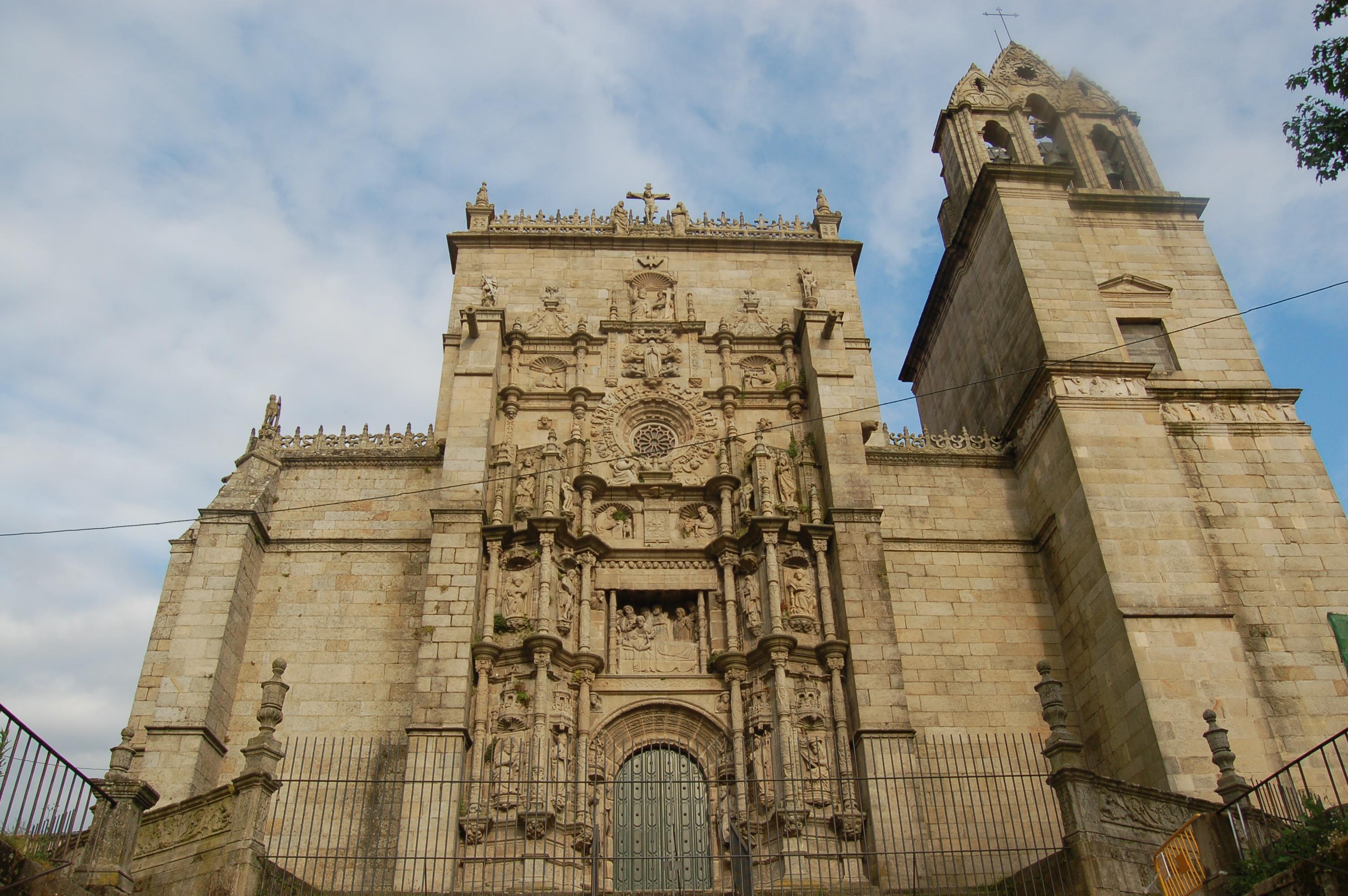 Basílica de Santa María la Mayor (Pontevedra) - Wikipedia, la ...