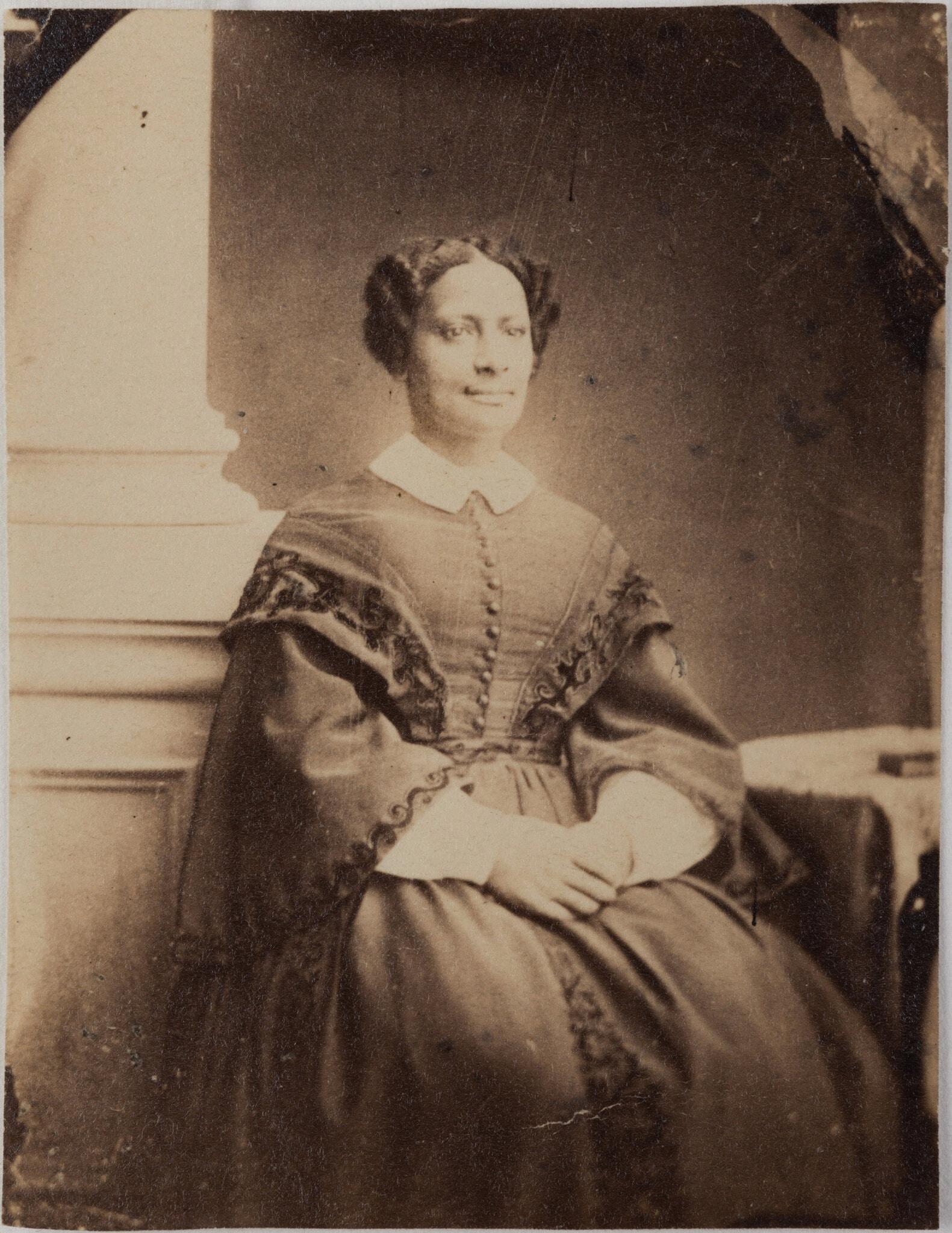 Sarah Parker Remond American abolitionist and suffragist