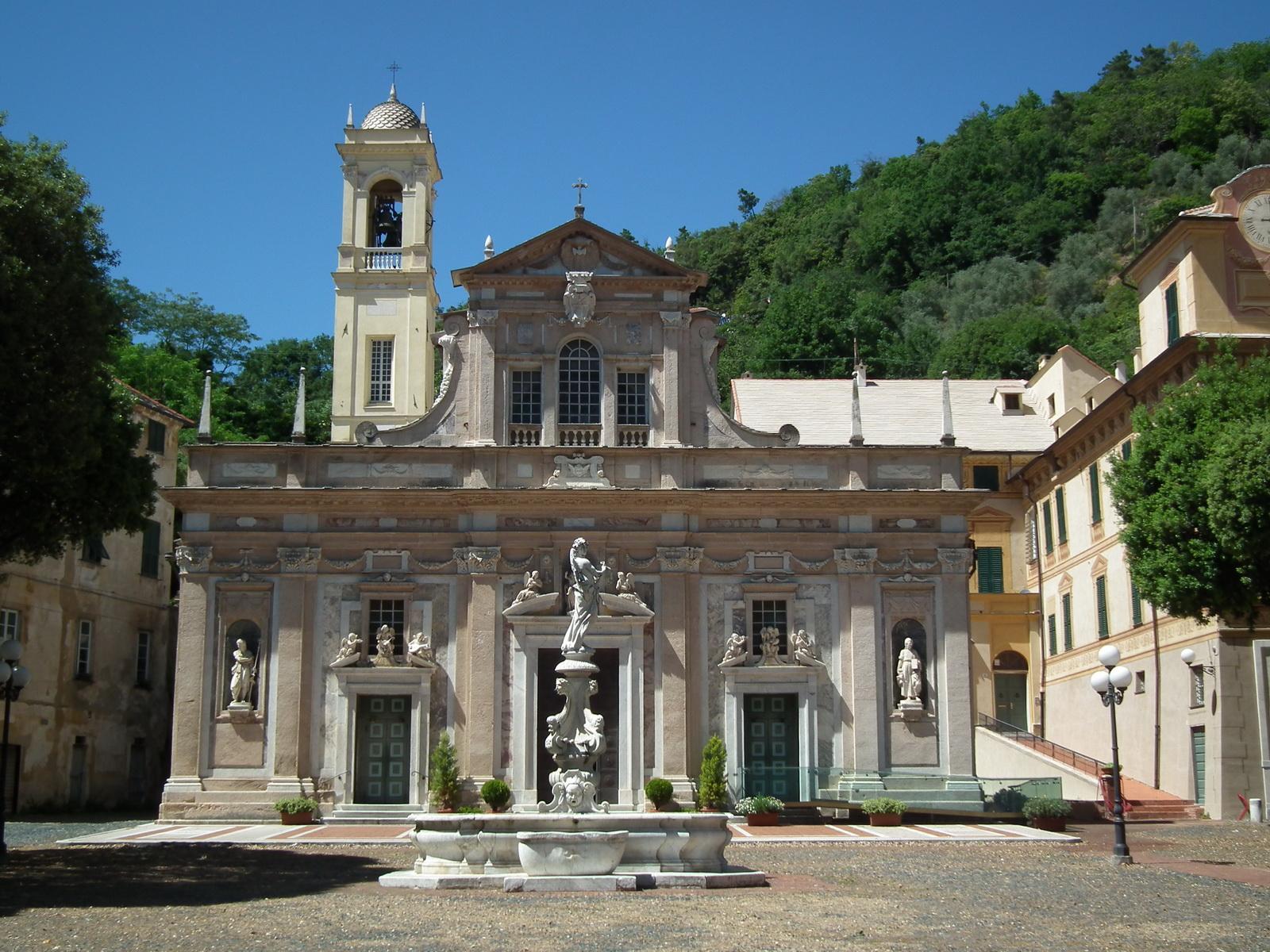 Architetti Savona Elenco santuario di nostra signora della misericordia (savona