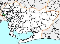 Saya, Aichi dissolved municipality of Japan