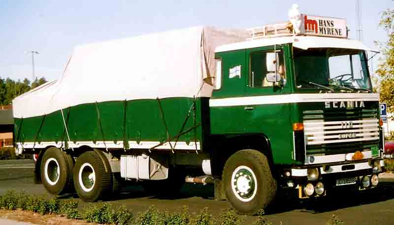 File Scania 110 Truck Jpg Wikimedia Commons