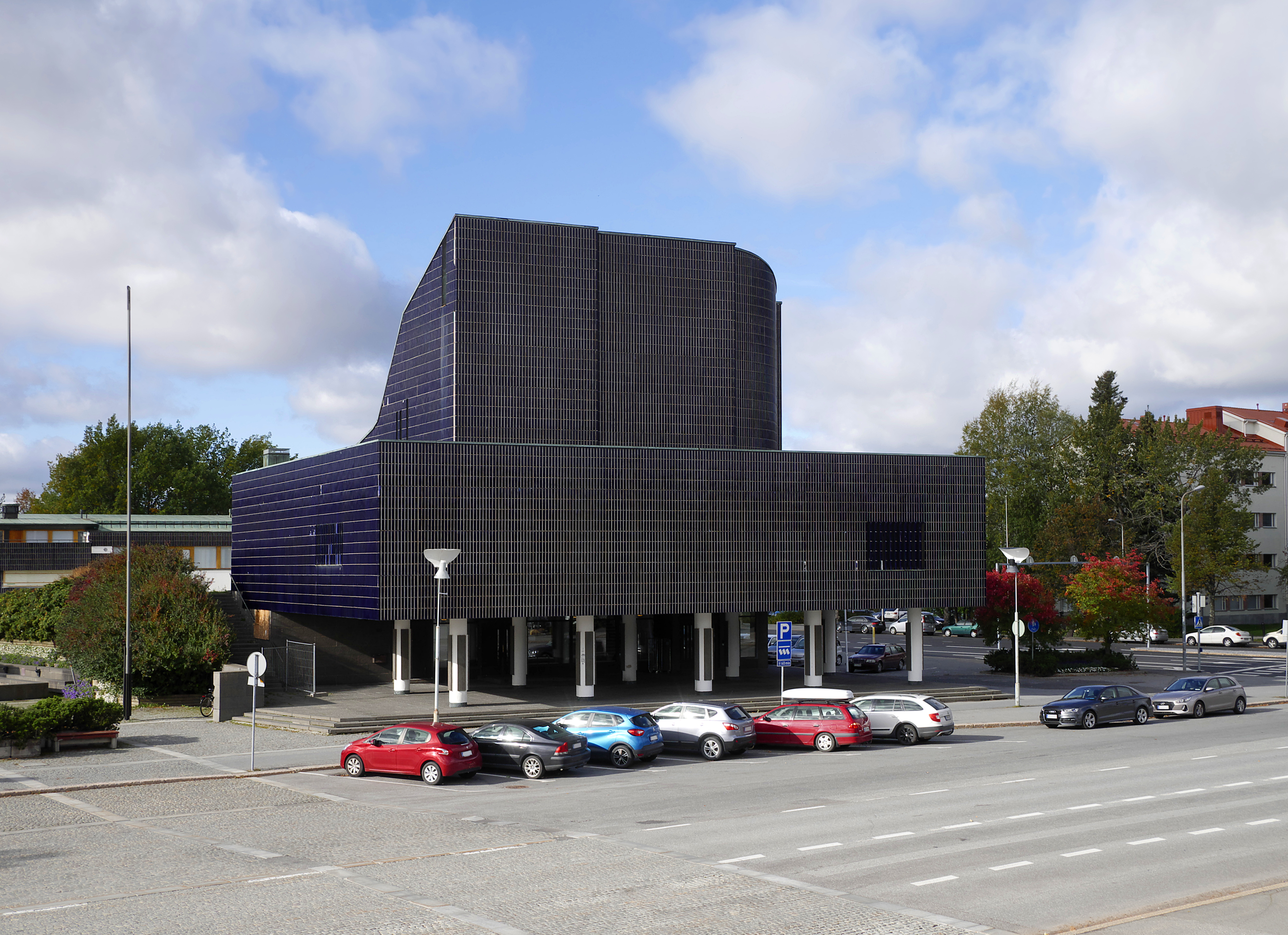 Seinäjoki City Hall 20180925.jpg