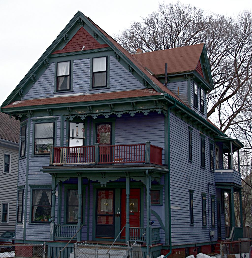 house at 343 highland avenue wikipedia. Black Bedroom Furniture Sets. Home Design Ideas