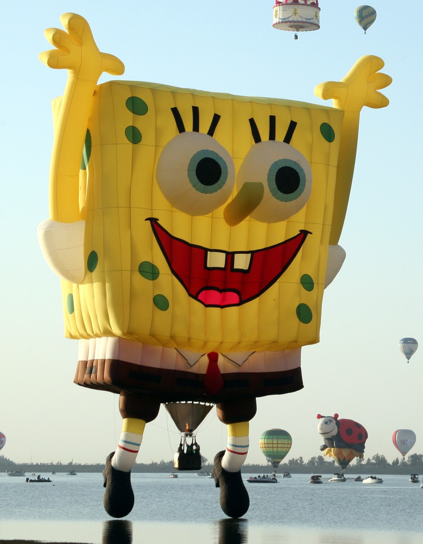 Spongebob Squarepants Personagem Wikipedia A Enciclopedia Livre
