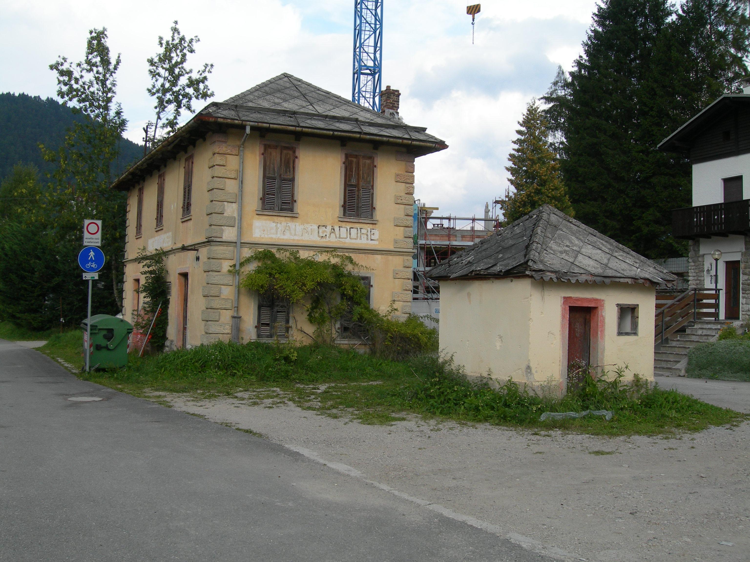 Pieve di Cadore Italy  city photos gallery : Stazione di Tai Pieve di Cadore Italy Wikipedia