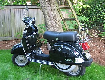 Vespa Px Made In Italy