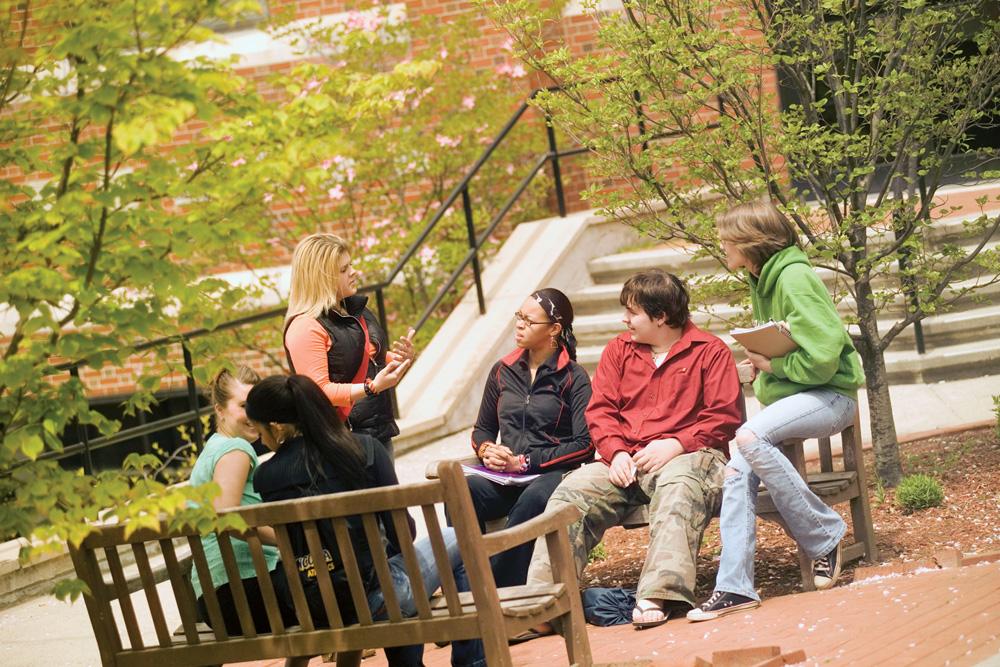 Hasil gambar untuk student in campus