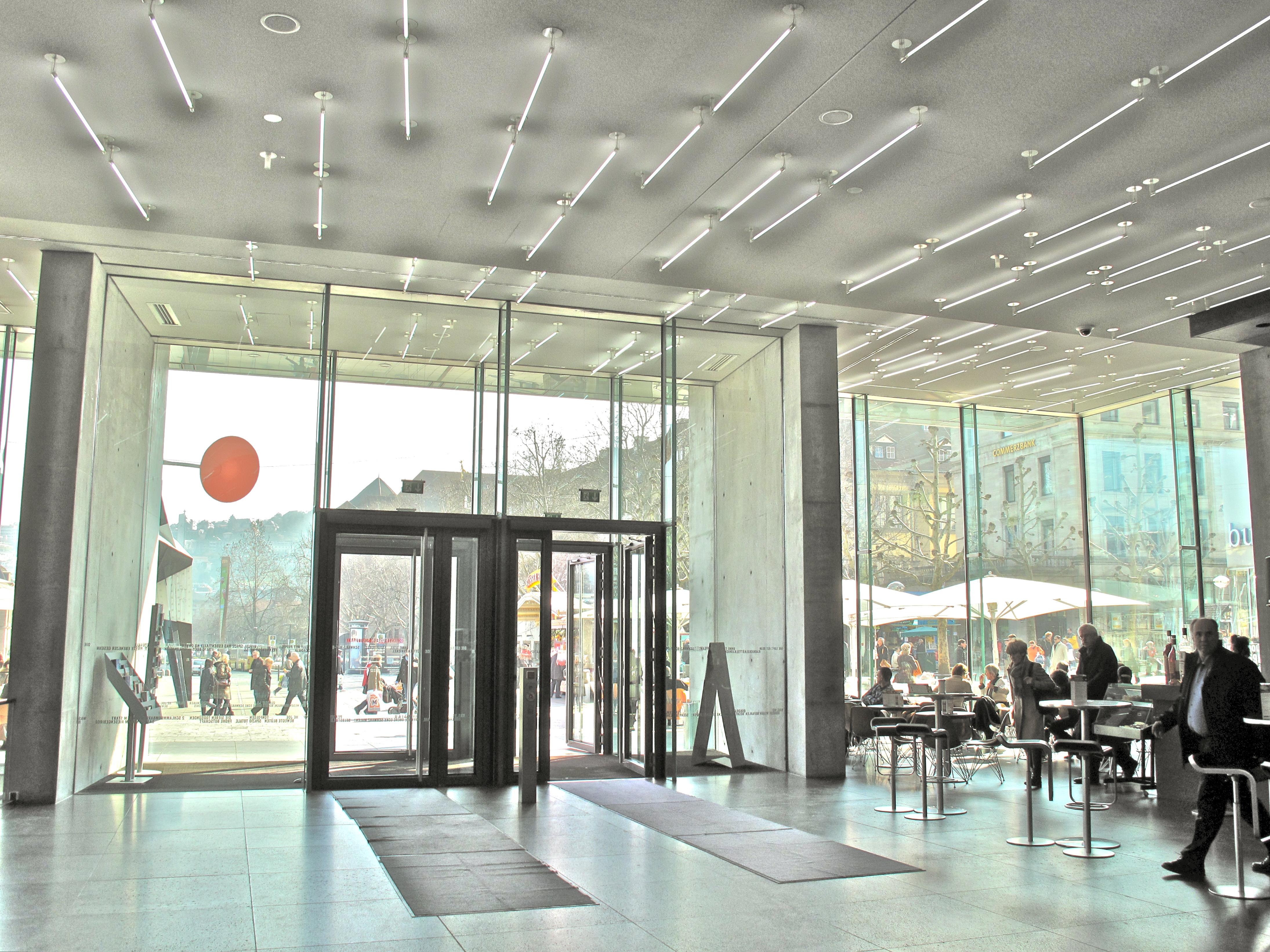 Cafe Museum Der Bildenden K Ef Bf Bdnste Leipzig