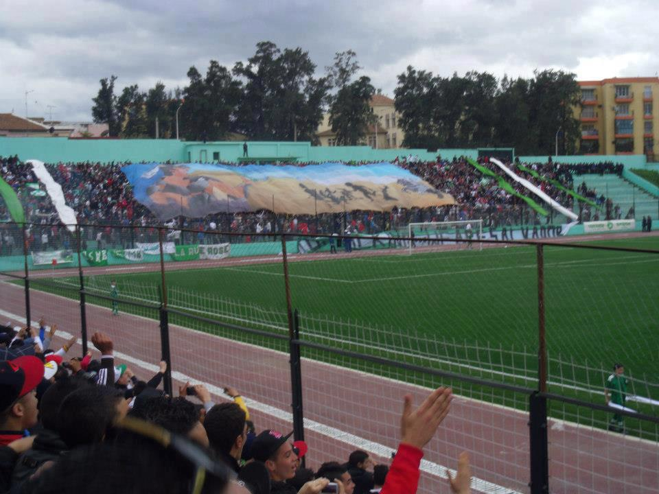 Stade des fr res brakni wikip dia for Porte 8 stade rades
