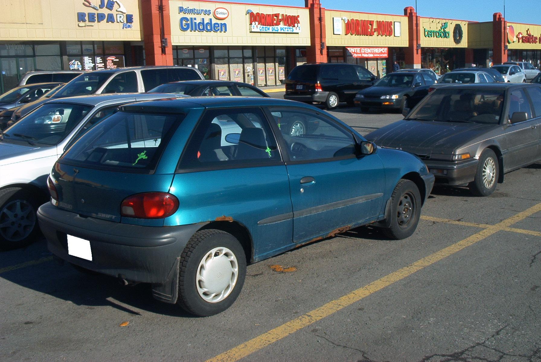 Imcdb Org  1998 Pontiac Firefly In  U0026quot Augusta  Gone  2006 U0026quot