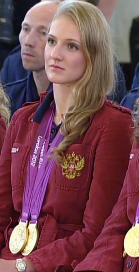 Svetlana Romashina — Wikipédia
