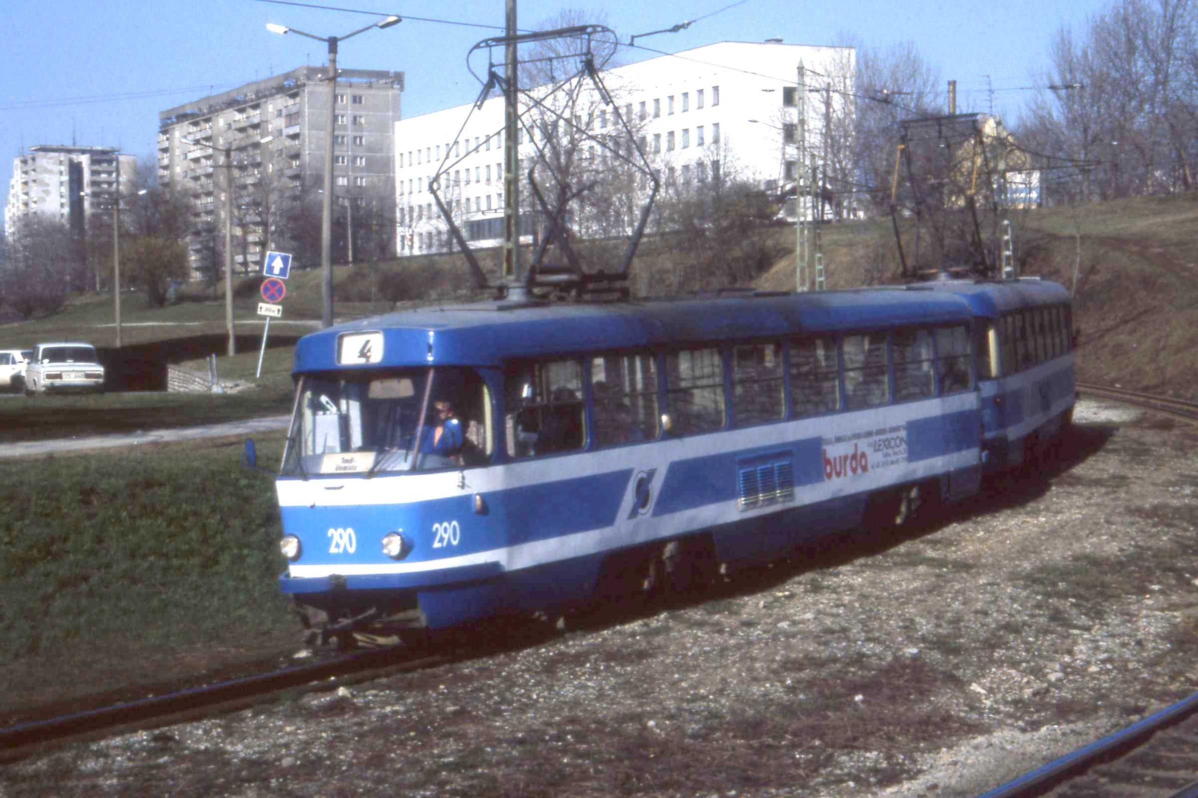 Tallinn, Tatra T4.jpg