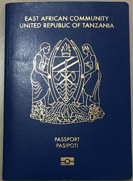 Visa Requirements For Tanzanian Citizens Wikipedia