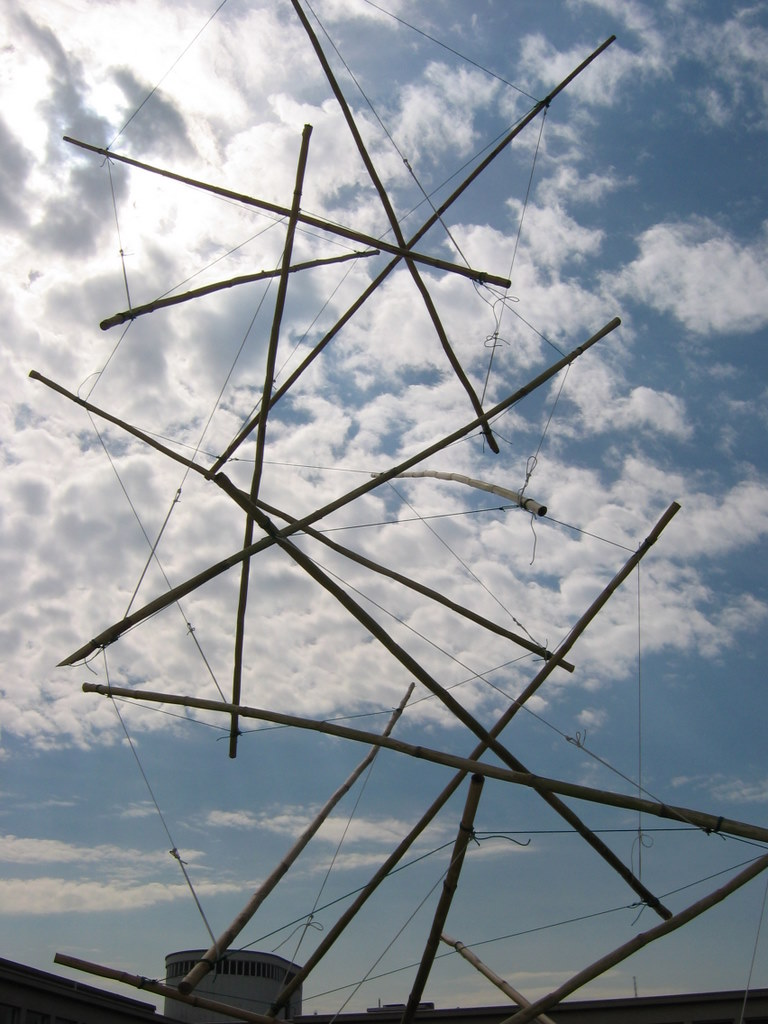 principles of tensegrity structures philosophy essay Our work, if there is a style or even a design philosophy  for the design of a  lightweight structure several structural principles can be followed:  it also  showed, however, that tensegrity structures of this type are so  this article was  published as a paper on the icsa conference in guimaraes portugal.