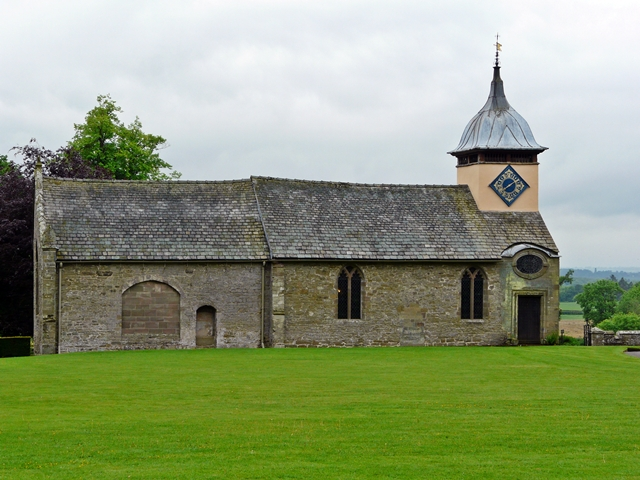 The Church at Croft Castle - geograph.org.uk - 1057715.jpg