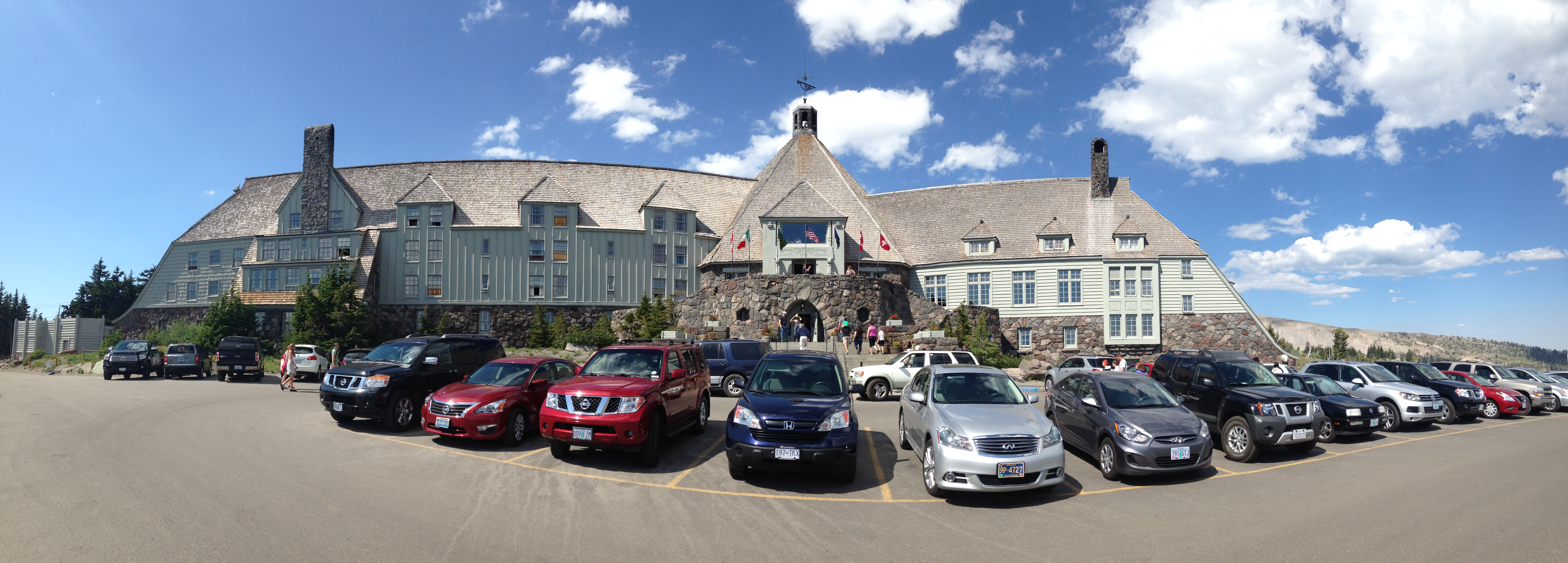 Timberline Lodge - Wikipedia