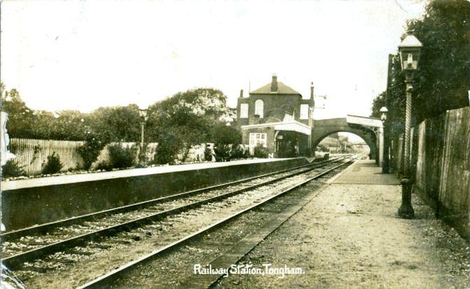 Tongham Railway Station Wikipedia