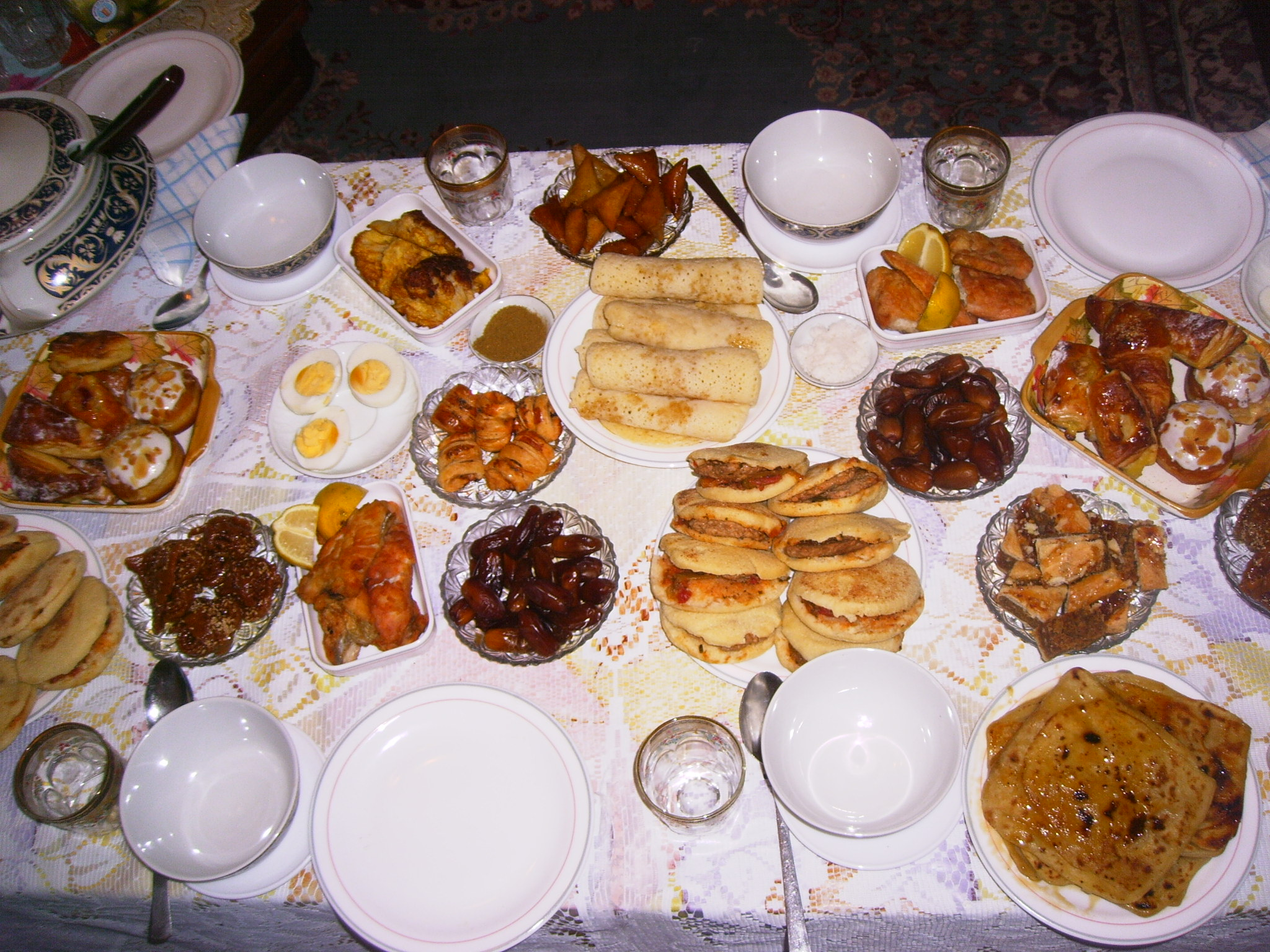 File:Traditionalramadanmeal.JPG  Wikimedia Commons