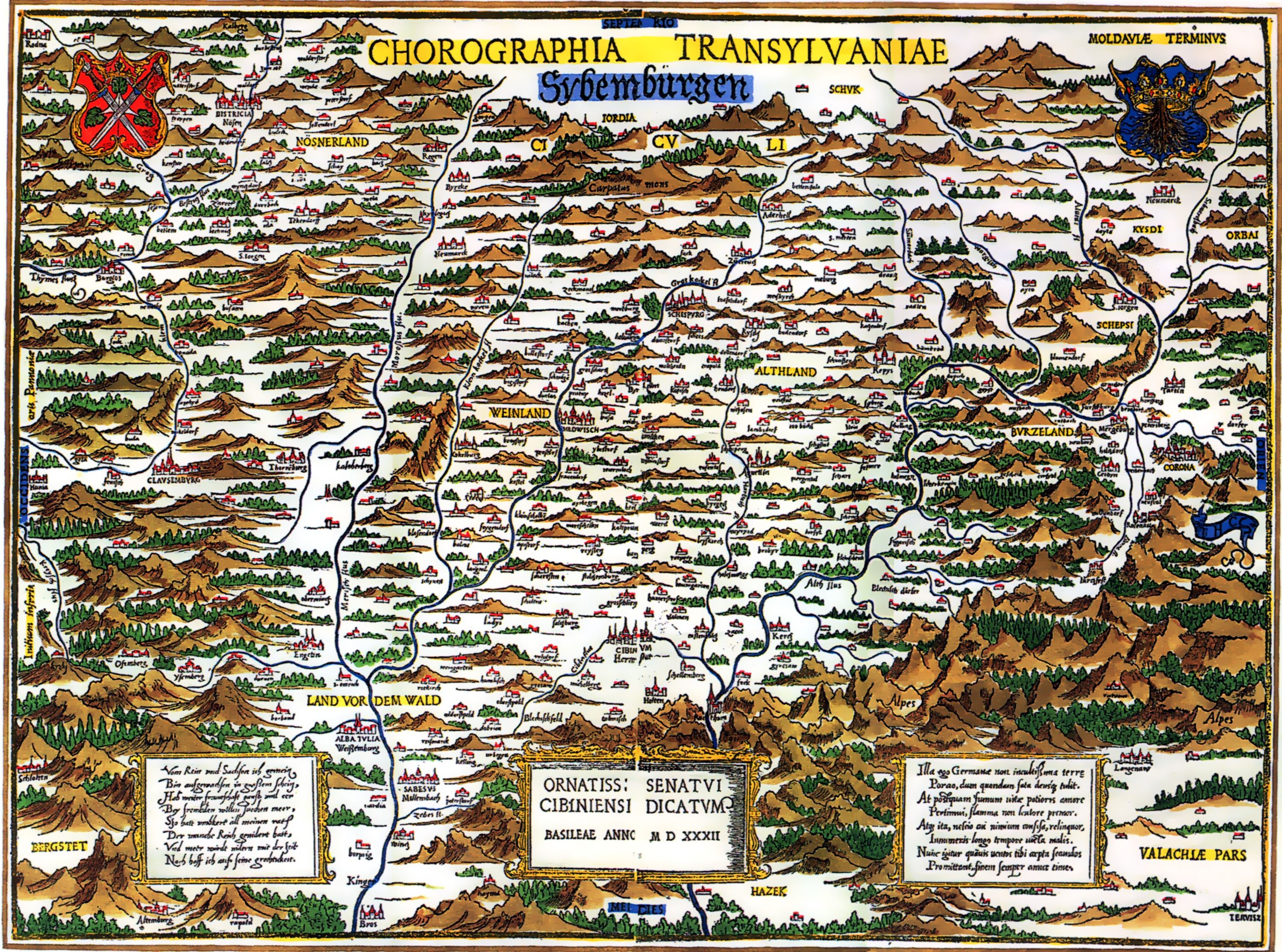 Atlas Of Transylvania Wikimedia Commons