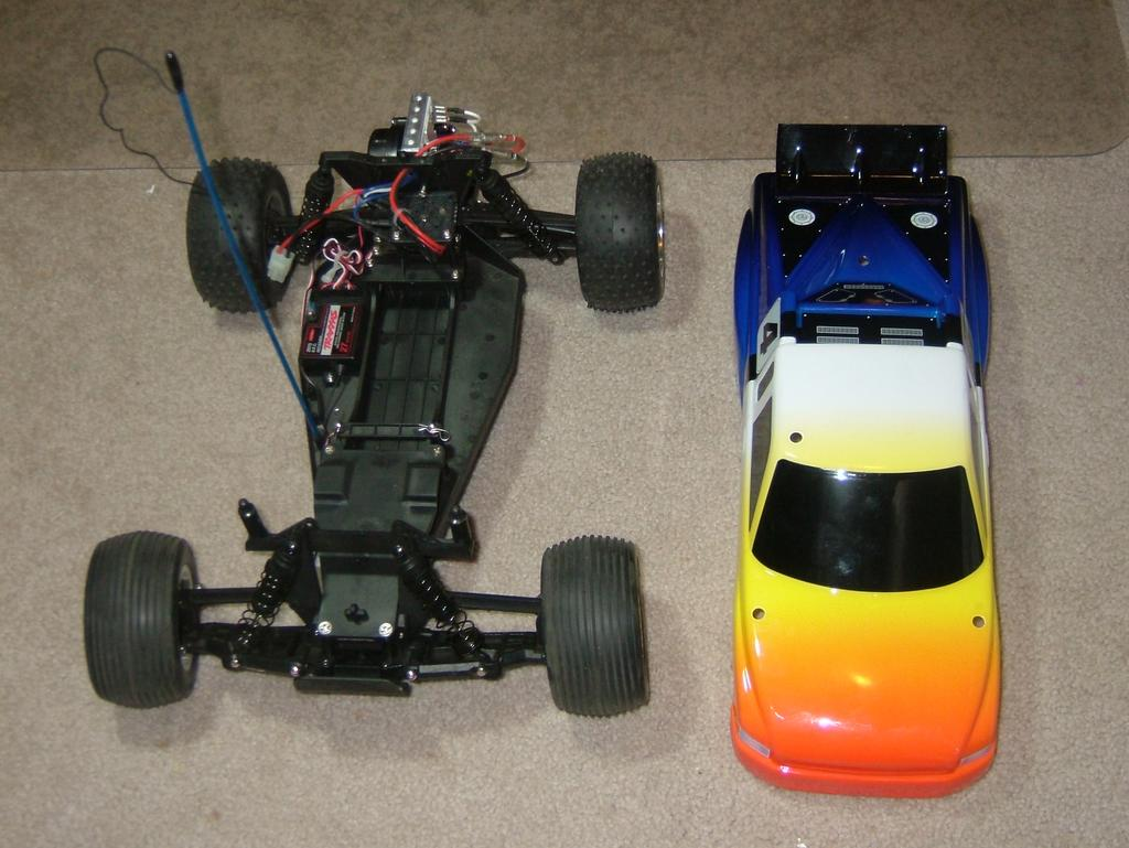 FileTraxxas Rustler Electric