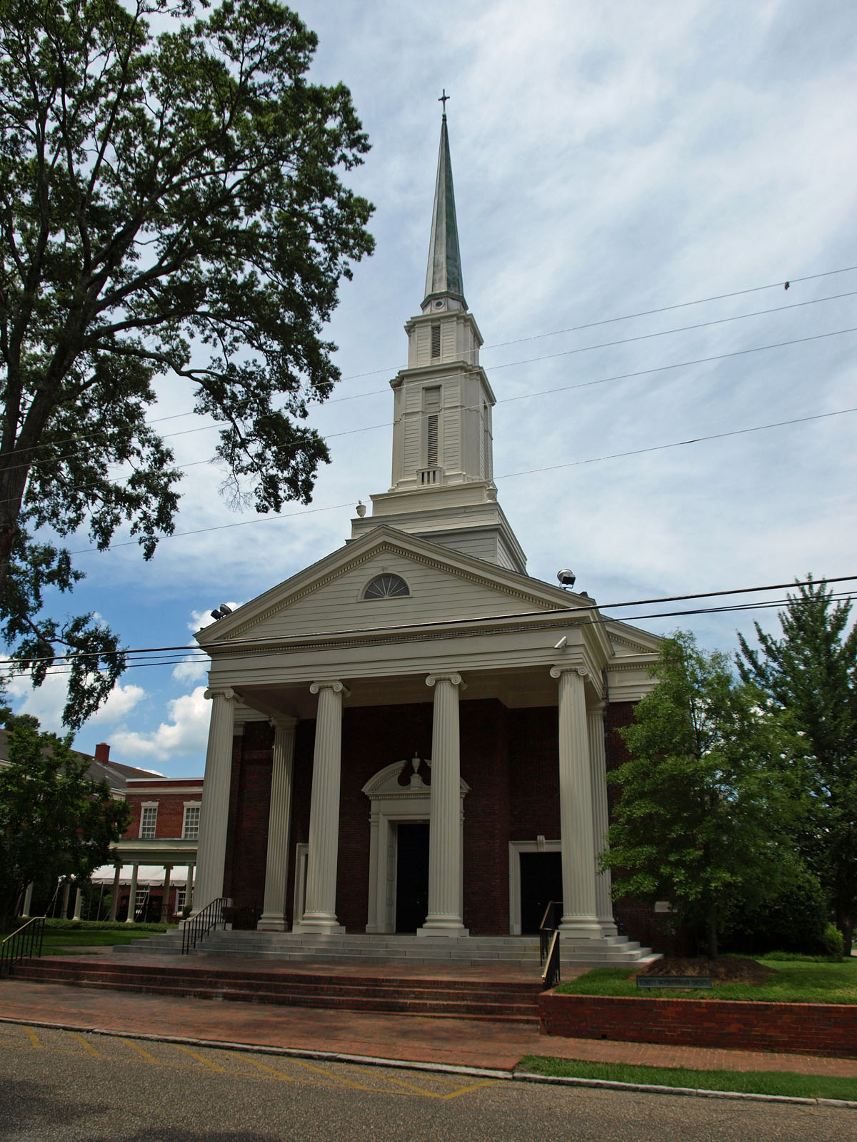 Trinity Presbyterian Church Montgomery Alabama Wikipedia