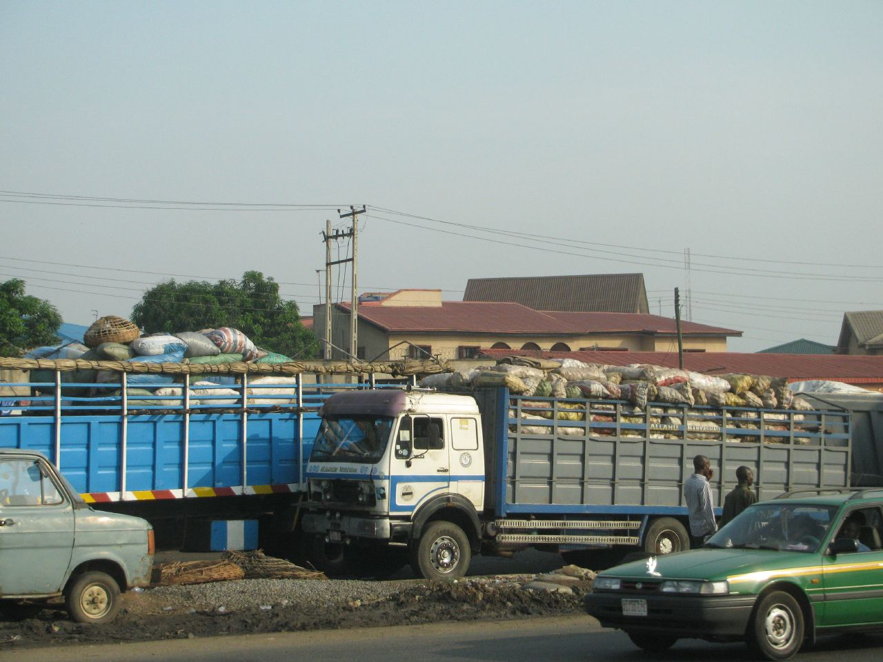 Image result for nigeria trucks