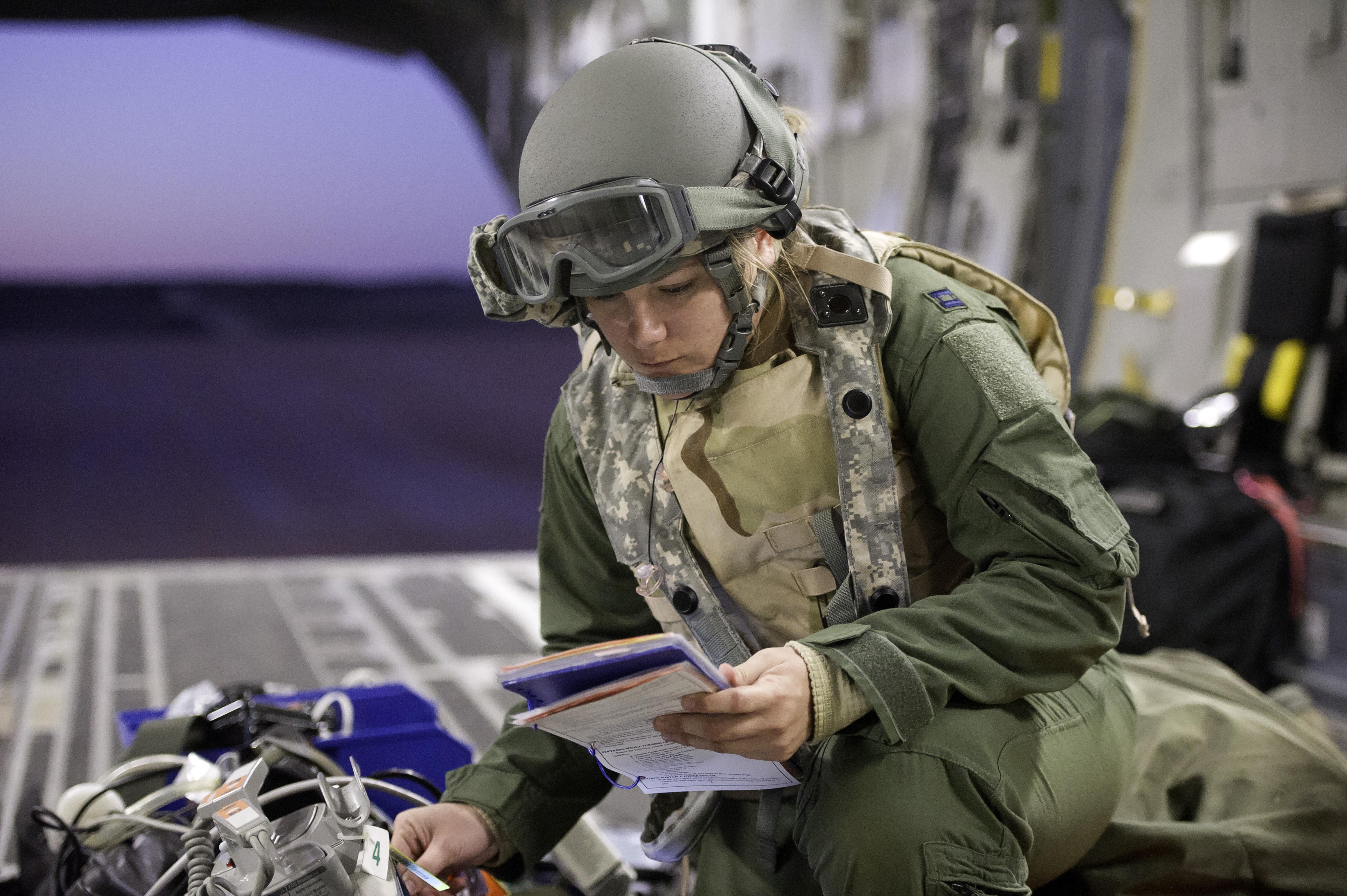 flight medic army