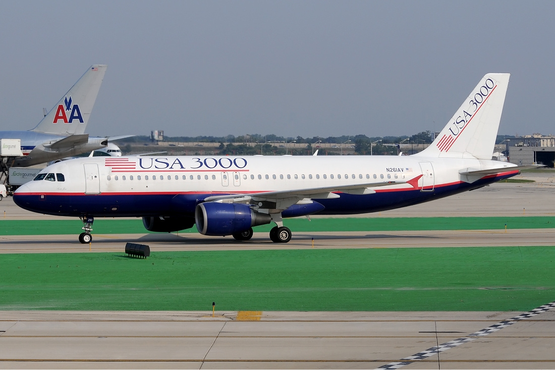 Airlines I Usa