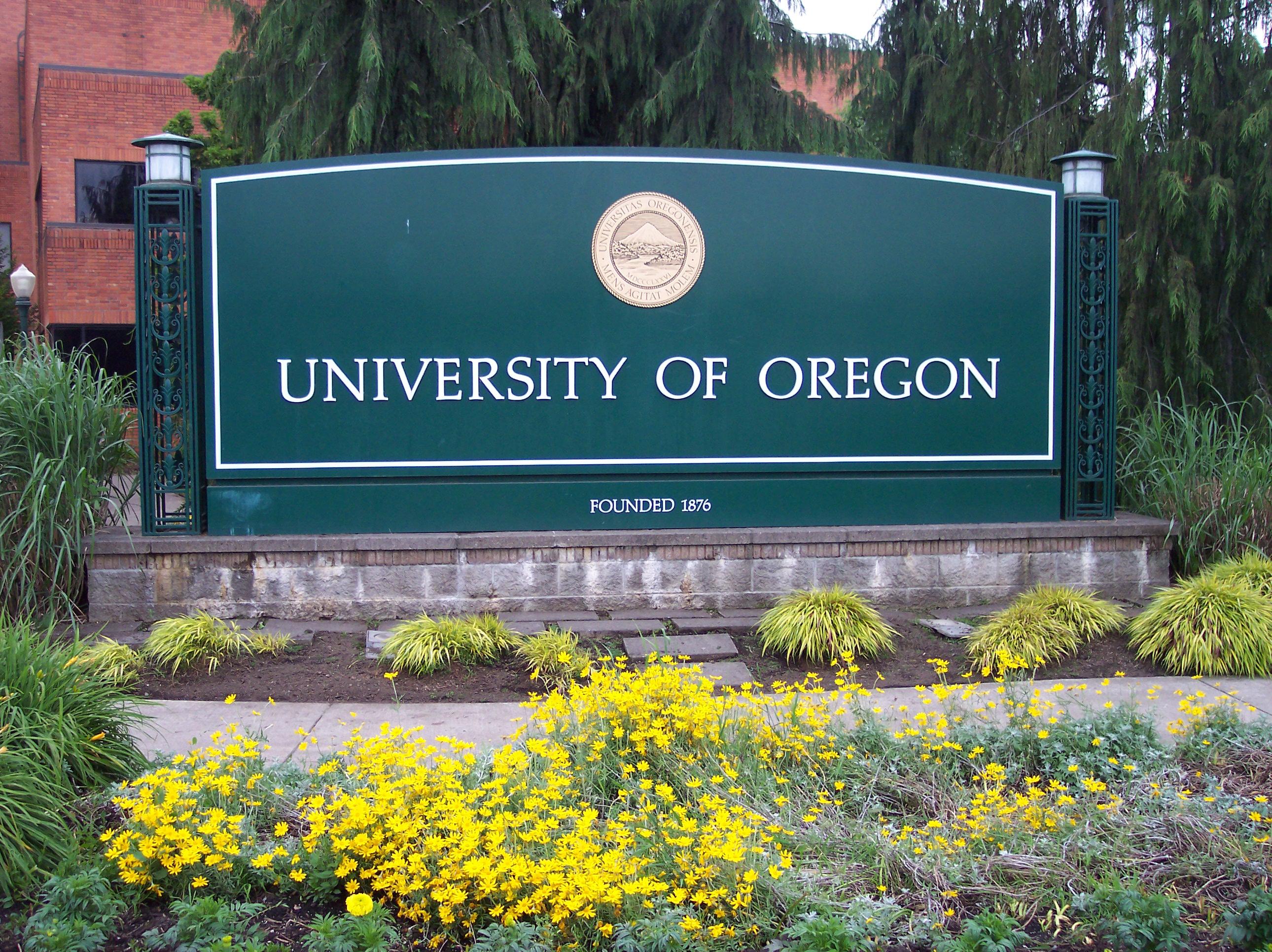 image of University of Oregon