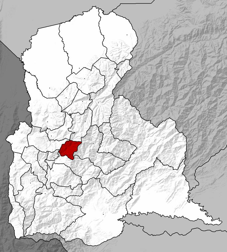 Municipio Andrés Bello (Táchira) - Wikipedia, la enciclopedia libre