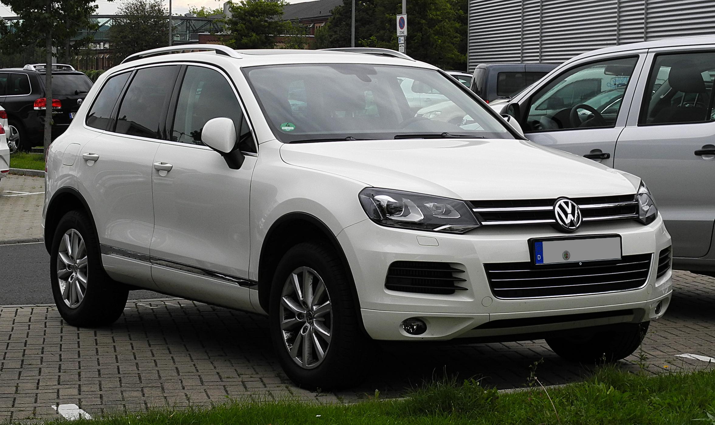 Volkswagen Touareg Wikiwand