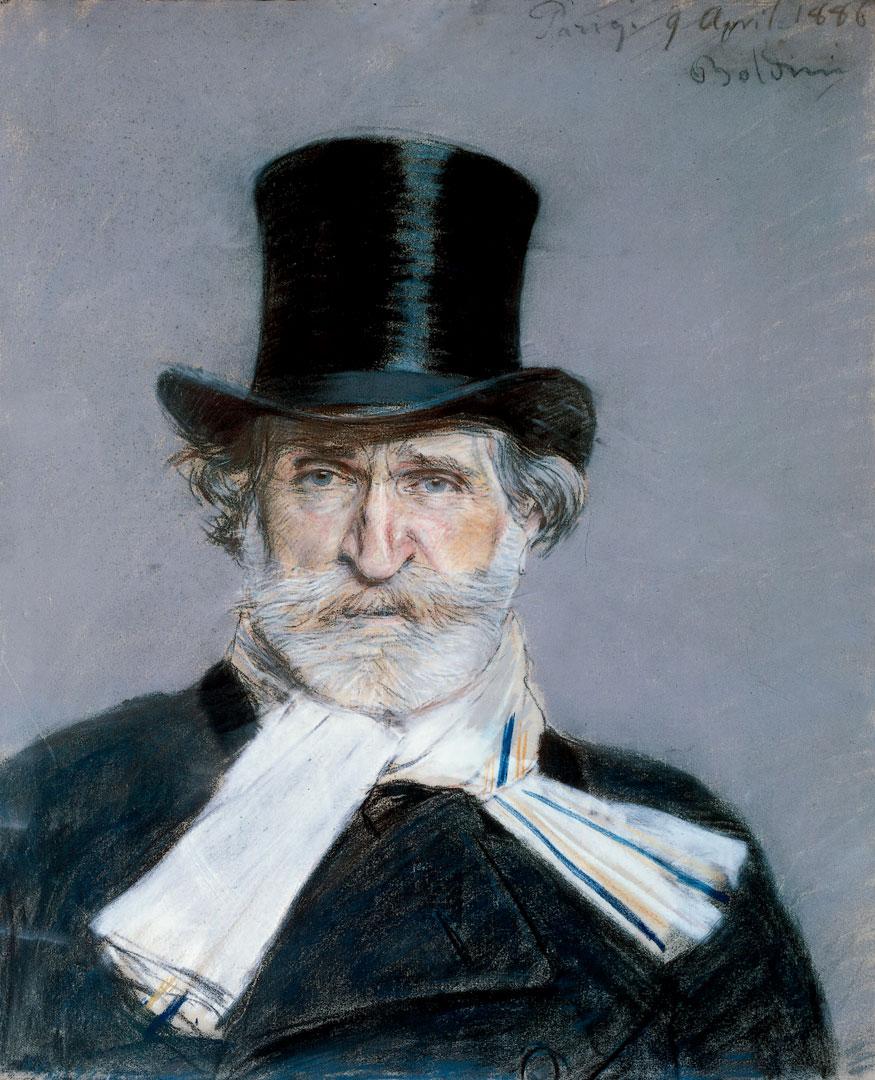 Giuseppe Verdi Verdi - Lamberto Lambertini - Attila