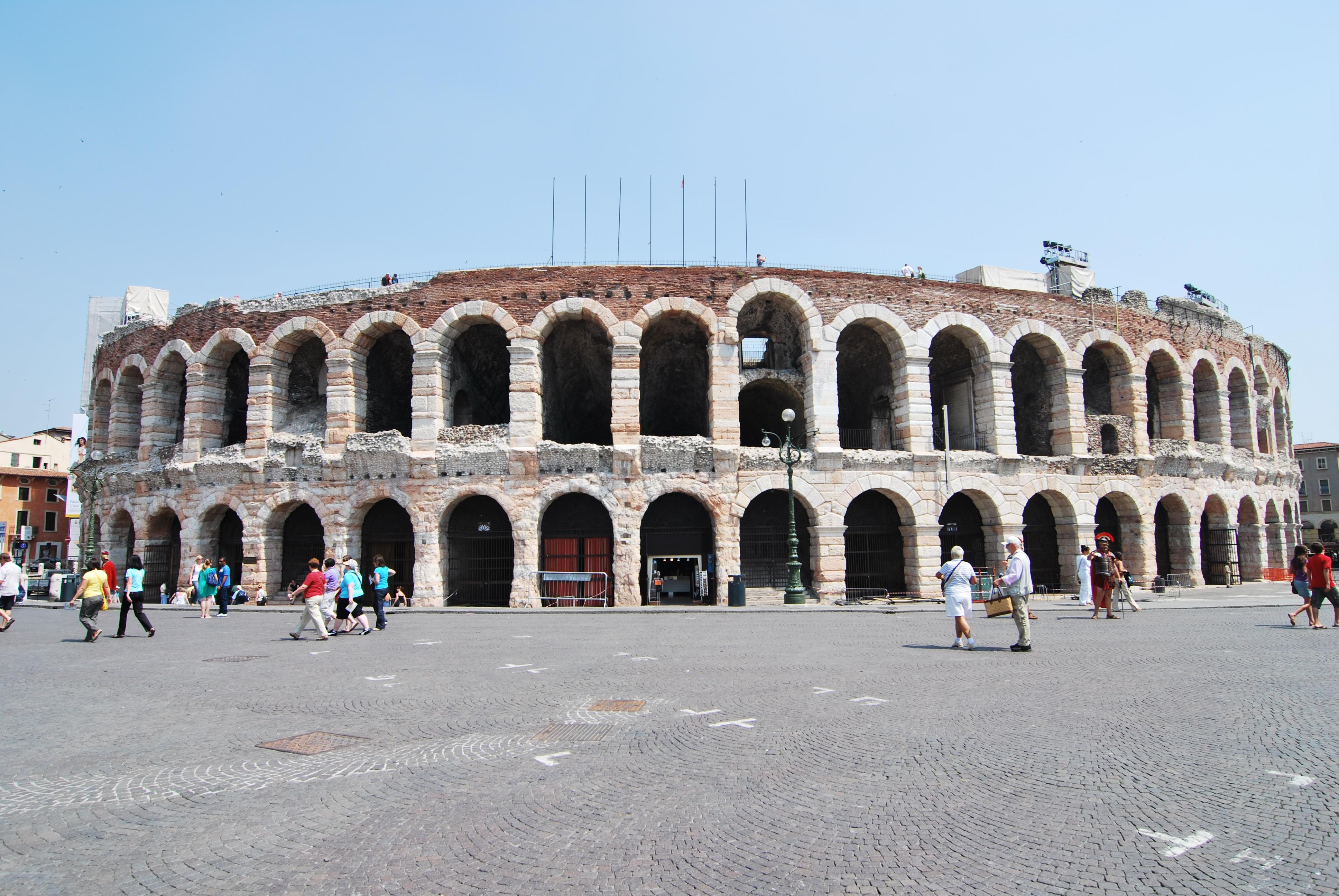 Verona's Roman Arena