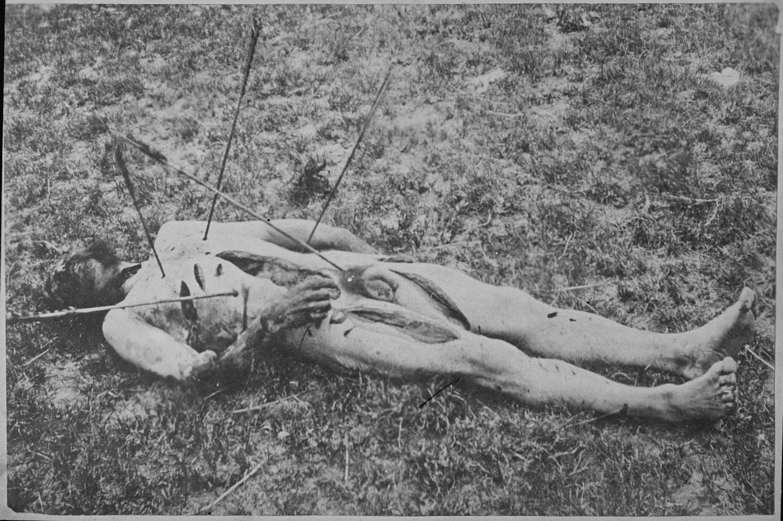 file victim of indians   nara   517708     wikimedia commons