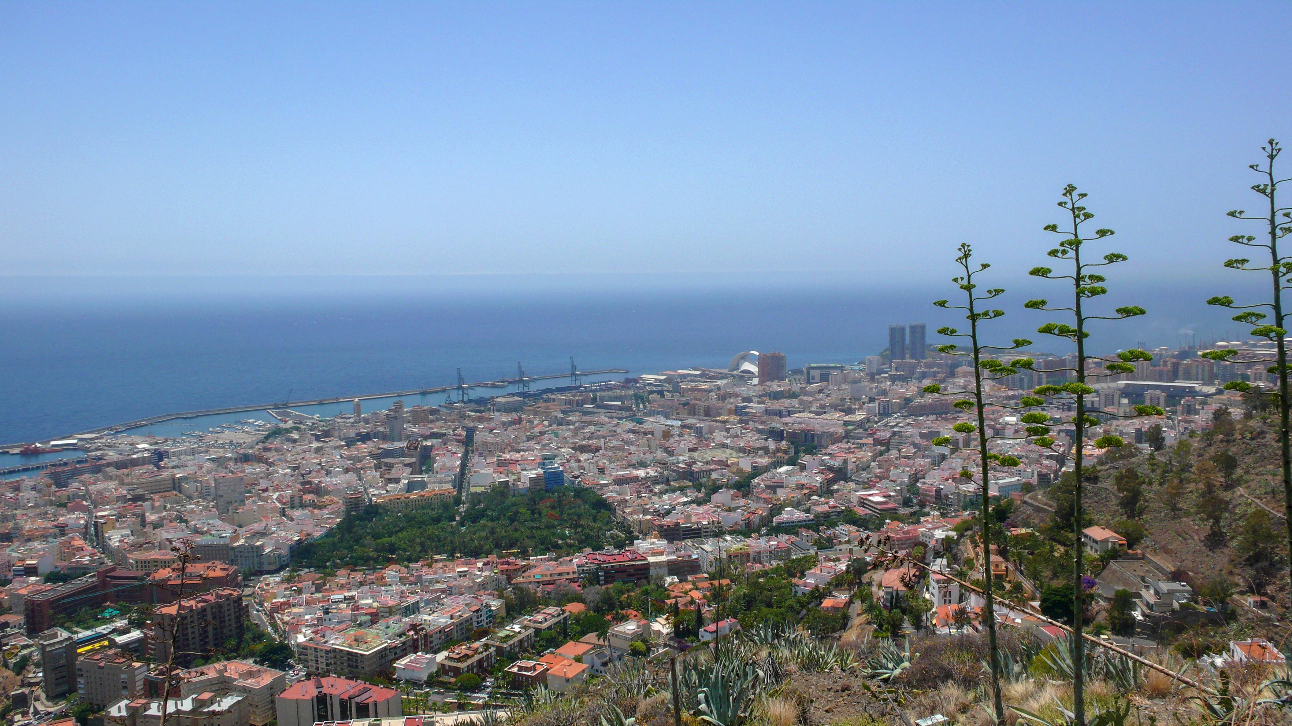 municipio de santa cruz de tenerife: