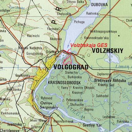 Volgograd Demningen Wikiwand