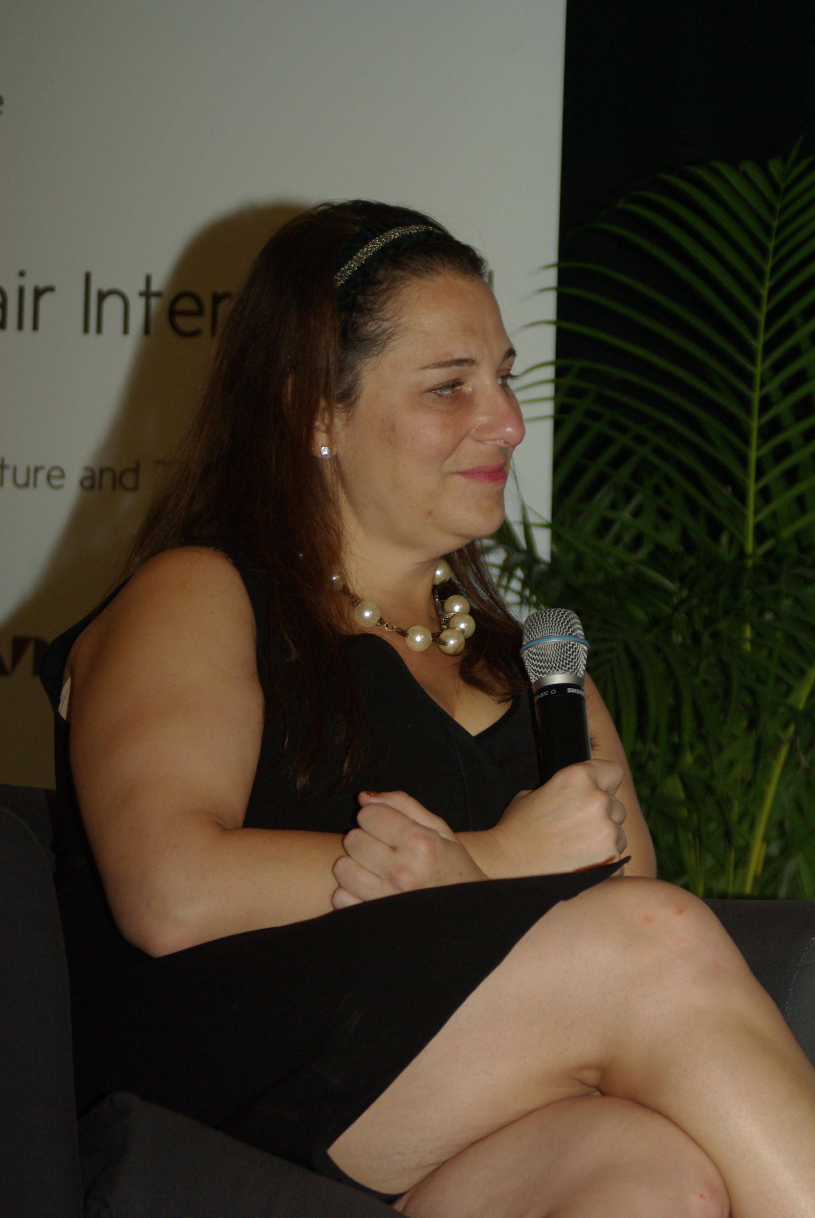 Portrait of Jennifer Weiner